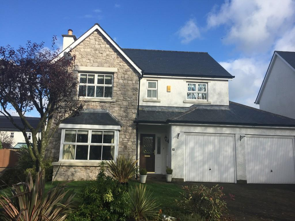 4 Bedrooms Detached House for sale in 8 Blencathra Gardens, Kendal