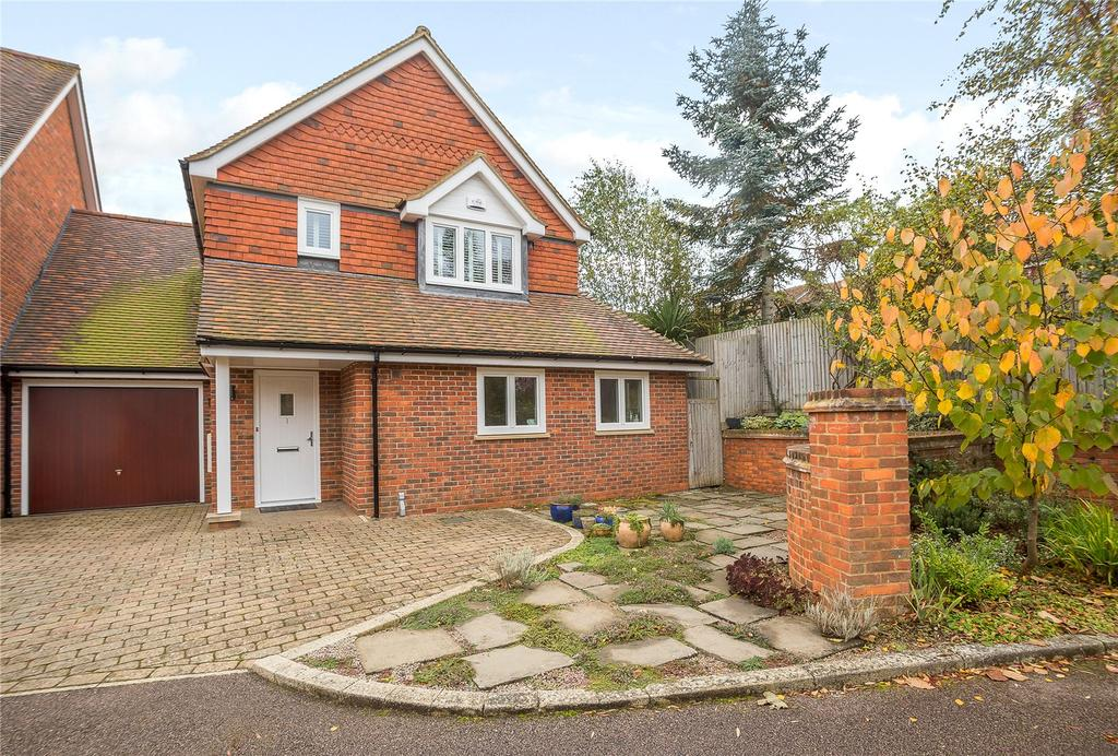 3 Bedrooms House for sale in The Bourne, Salisbury Avenue, Harpenden, Hertfordshire