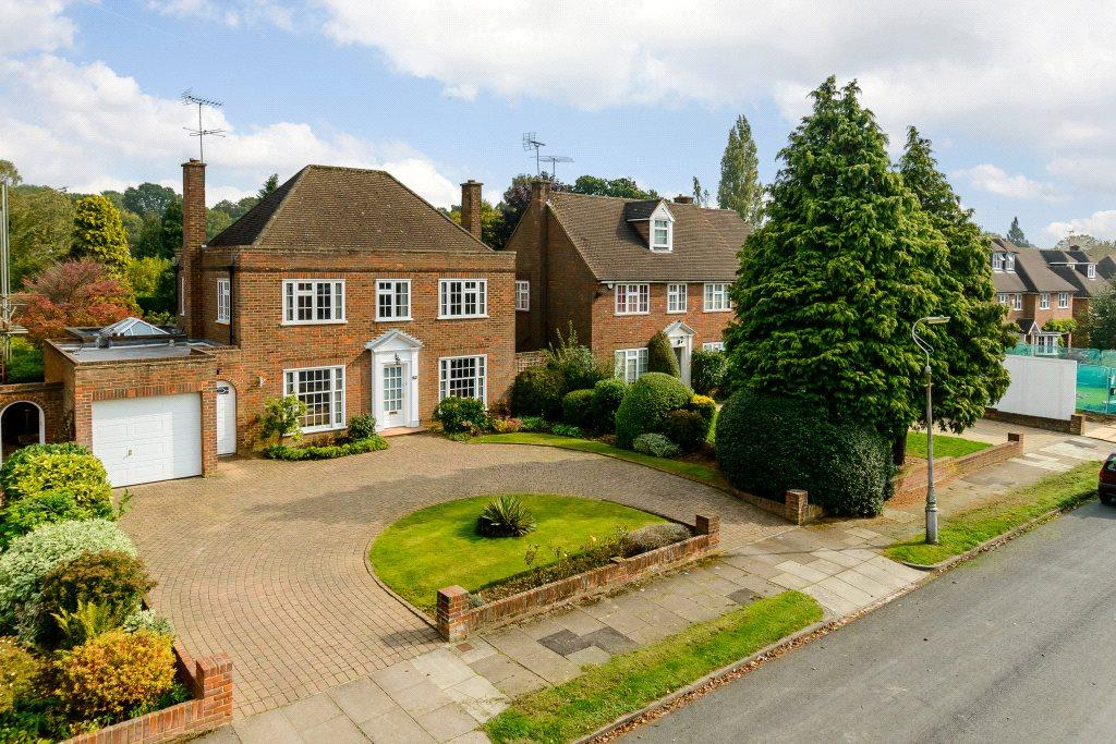 4 Bedrooms Detached House for sale in The Park, St. Albans, Hertfordshire
