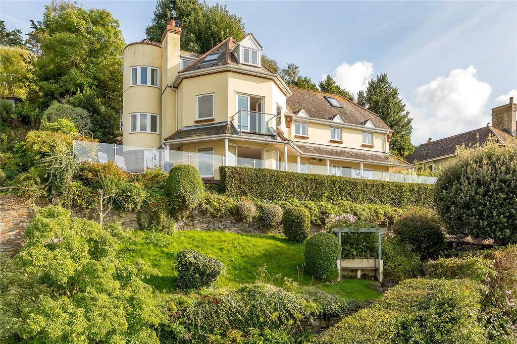 4 Bedrooms Detached House for sale in Higher Street, Kingswear, Dartmouth, Devon