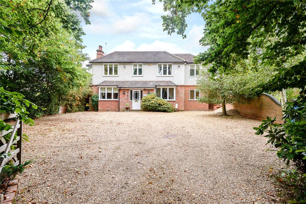 5 Bedrooms Detached House for sale in Locks Ride, Ascot, Berkshire