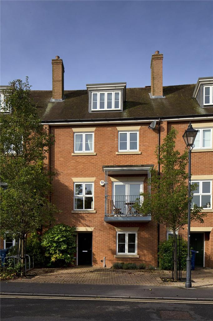 5 Bedrooms Terraced House for sale in William Lucy Way, Oxford, OX2
