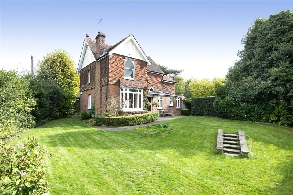 5 Bedrooms Detached House for sale in St. Johns Road, Sevenoaks, Kent, TN13