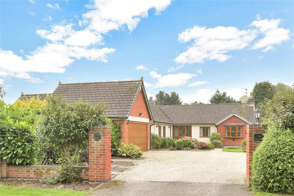 3 Bedrooms Detached Bungalow for sale in Six Hills Road, Ragdale, Melton Mowbray