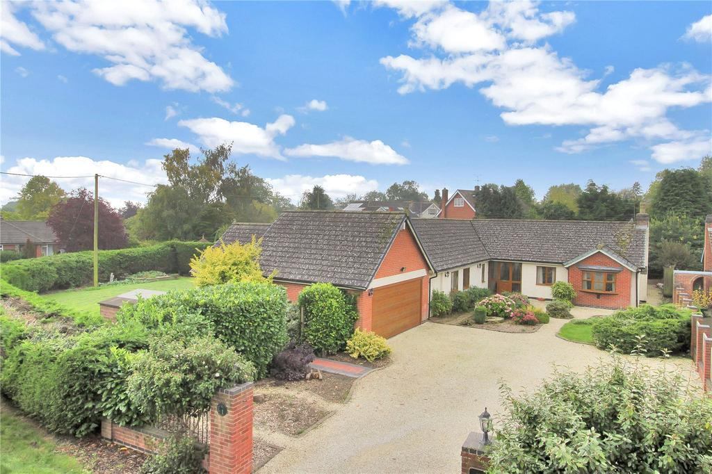 4 Bedrooms Detached Bungalow for sale in Six Hills Road, Ragdale, Melton Mowbray
