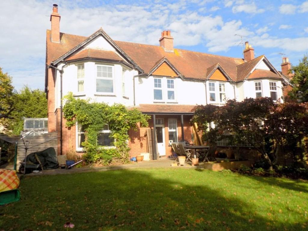 4 Bedrooms Semi Detached House for sale in Salterton Road, Exmouth