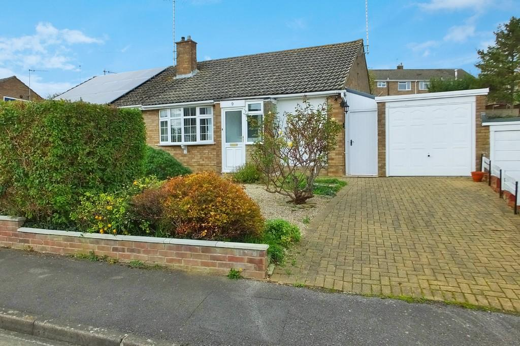 2 Bedrooms Semi Detached Bungalow for sale in Nr Whiteshill, Stroud