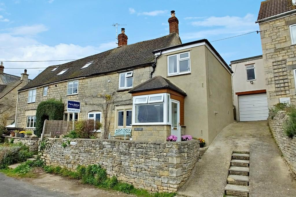 2 Bedrooms Semi Detached House for sale in Westrip, Stroud