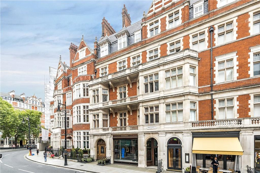 3 Bedrooms Maisonette Flat for sale in Carlos Place, London, W1K