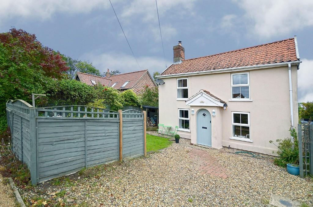 3 Bedrooms Cottage House for sale in White Horse Lane, Attleborough