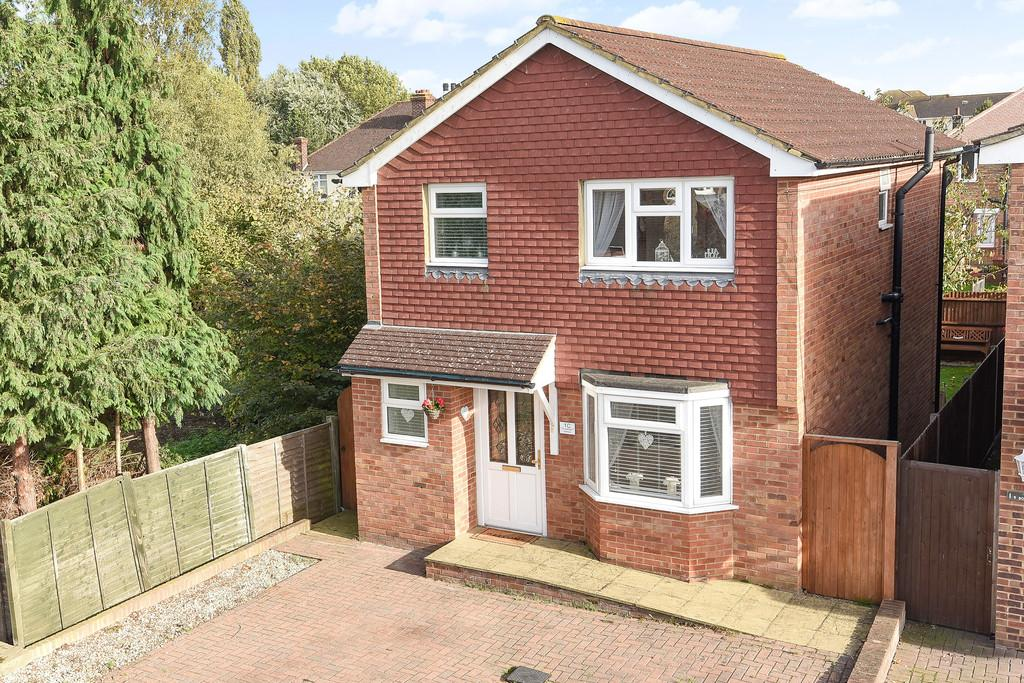 3 Bedrooms Detached House for sale in Brookfield Avenue, Larkfield