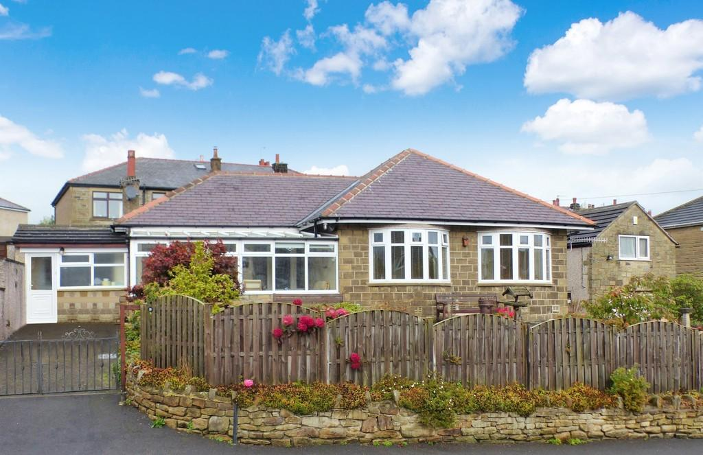 3 Bedrooms Detached Bungalow for sale in Vale View, Silsden