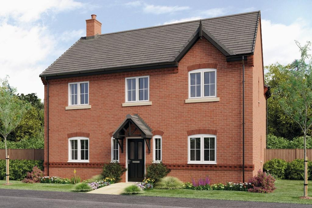4 Bedrooms Detached House for sale in Plot 37 Montague Court