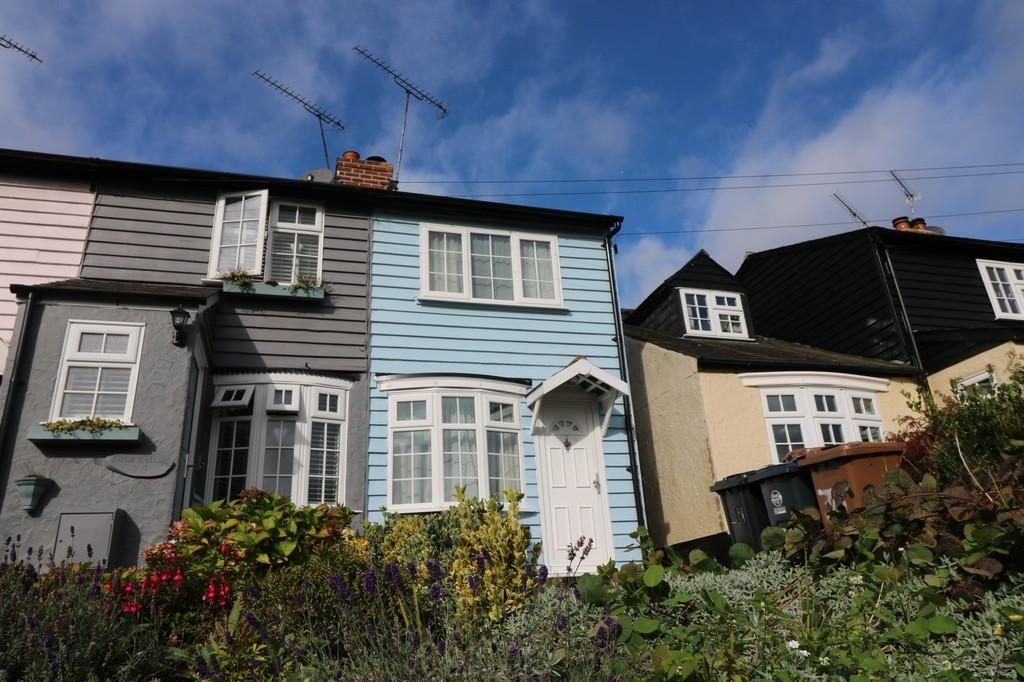 2 Bedrooms End Of Terrace House for sale in High Street, Puckeridge