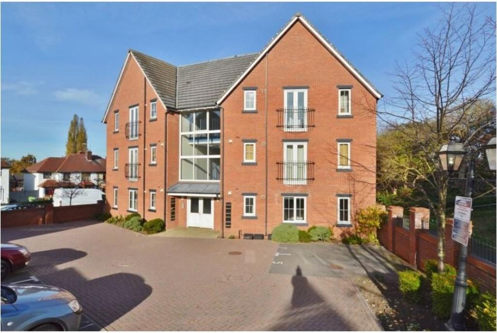 2 Bedrooms Apartment Flat for sale in Pear Tree Court, Rugeley