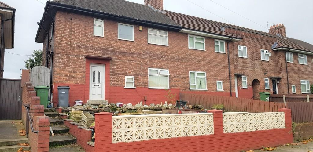 3 Bedrooms End Of Terrace House for sale in Bedford Avenue, Prenton