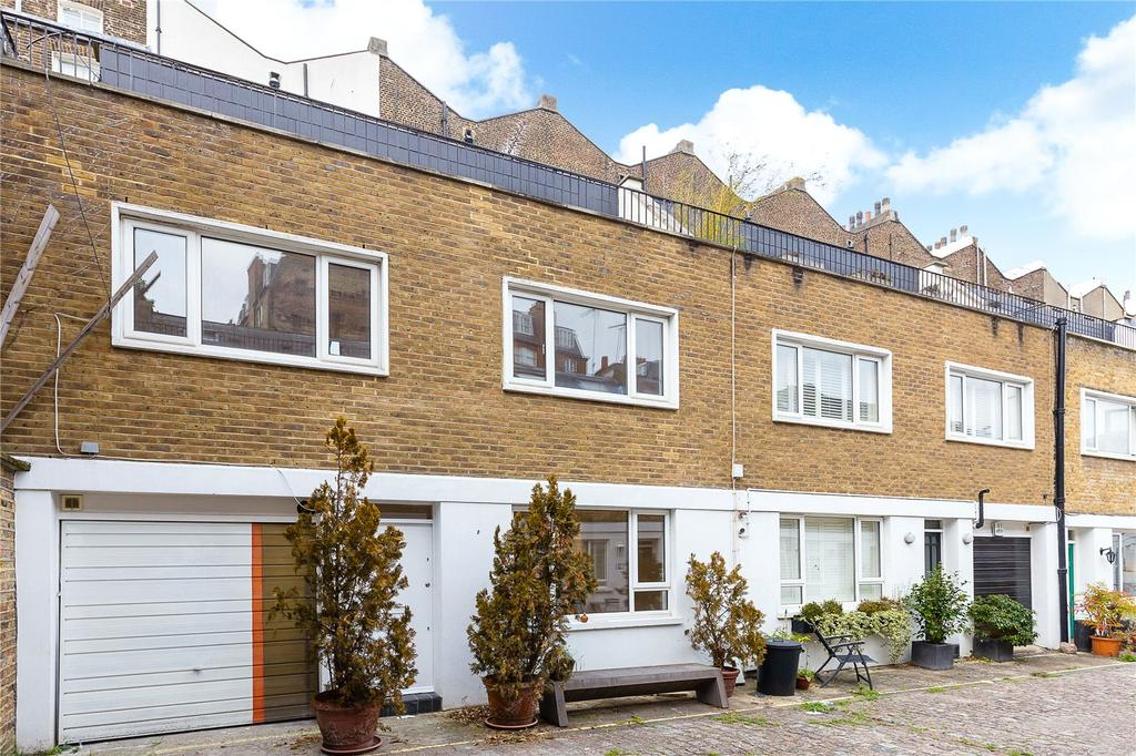 4 Bedrooms Mews House for sale in Queens Mews, London, W2