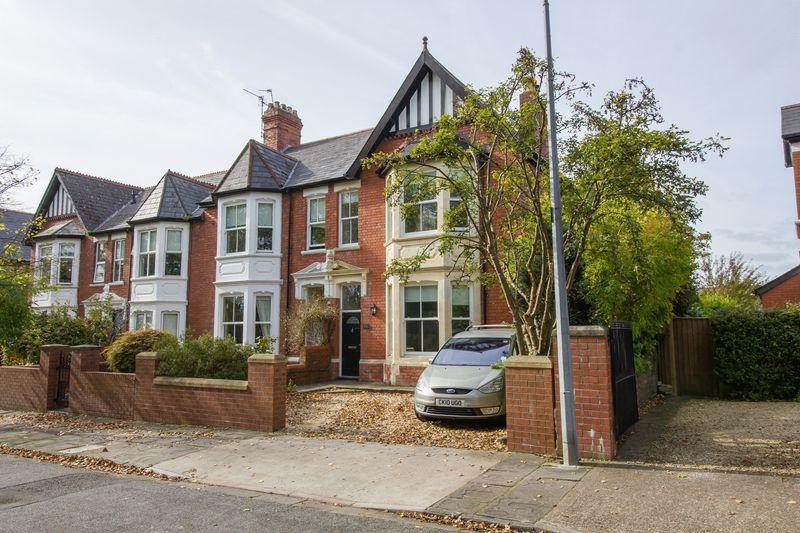 4 Bedrooms House for sale in Stanwell Road, Penarth