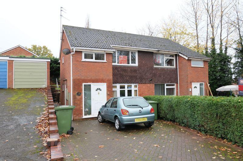 1 Bedroom Flat for sale in Falcon Close, Kidderminster DY10 1NN