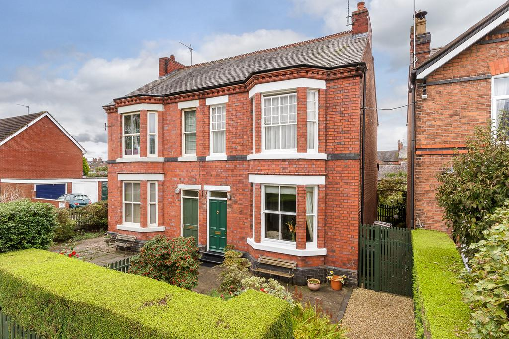 4 Bedrooms Semi Detached House for sale in Nantwich, Cheshire