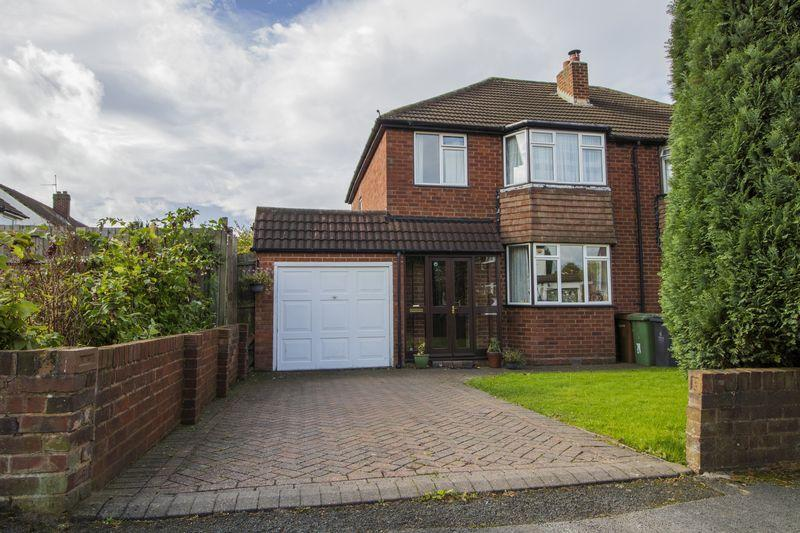 3 Bedrooms Semi Detached House for sale in Cliveden Avenue, Aldridge, Walsall