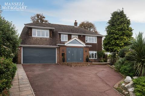4 bedroom detached house for sale - Ashley Close, Patcham, Brighton,