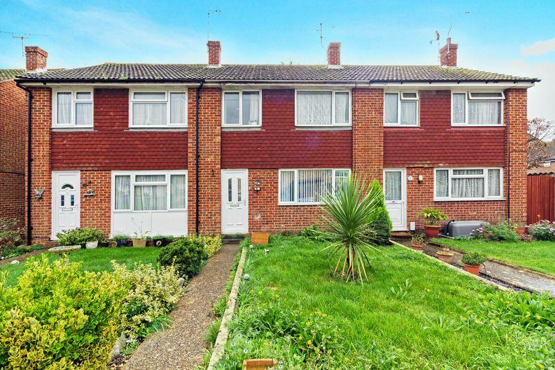 3 Bedrooms Terraced House for sale in Tavy Close, Worthing