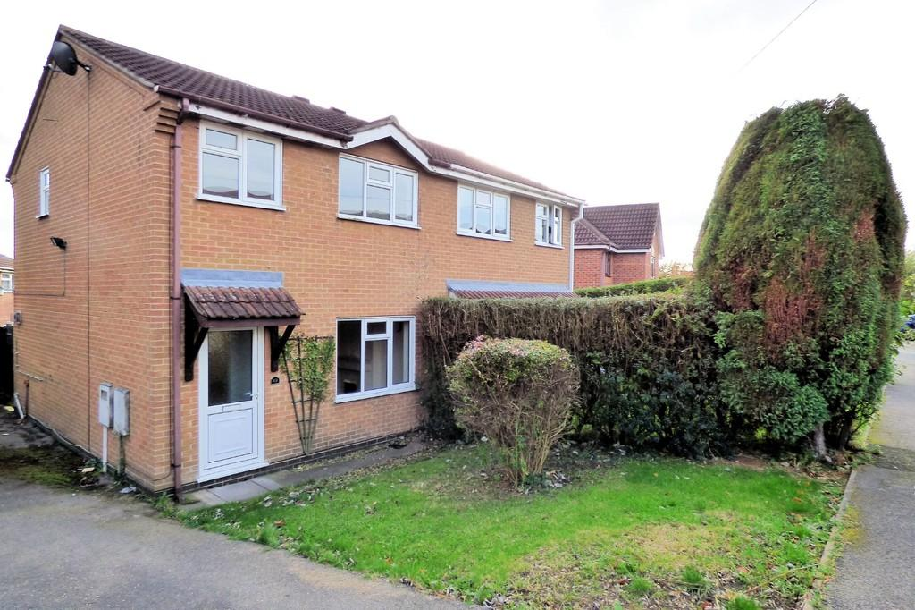 3 Bedrooms Semi Detached House for sale in Hay Wain Lane, Midway
