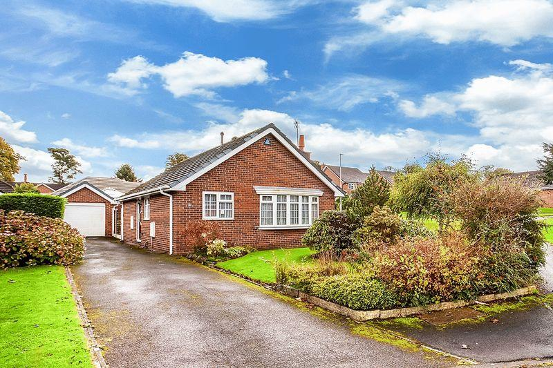 2 Bedrooms Bungalow for sale in Blackshaw Close, Congleton