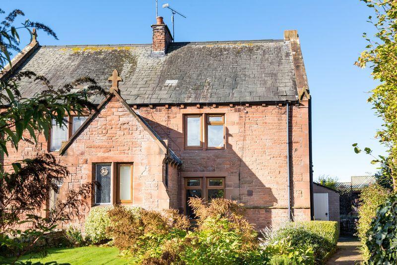 2 Bedrooms Semi Detached House for sale in 2 Kirkhouses, Great Salkeld, Penrith