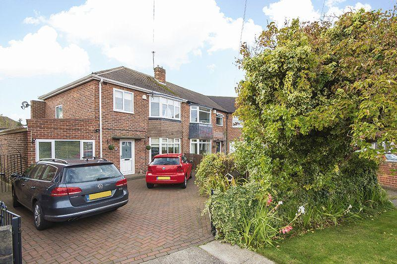 3 Bedrooms Semi Detached House for sale in Dovecote Road, Forest Hall
