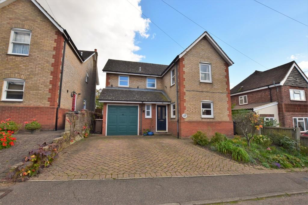 4 Bedrooms Detached House for sale in Belle Vue Road, Sudbury CO10 2PP
