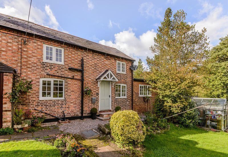 1 Bedroom Terraced House for sale in Bunbury, Nr. Tarporley