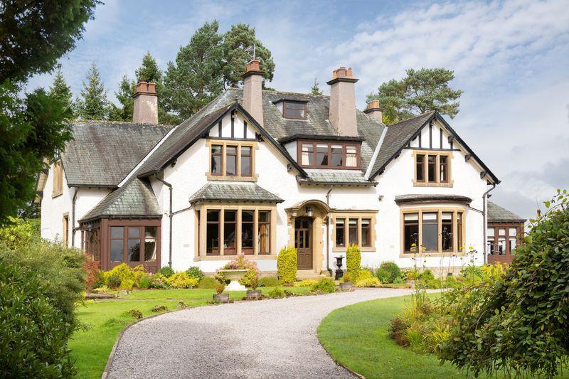 6 Bedrooms Detached House for sale in Hoff Lodge, Hoff, Appleby-In-Westmorland