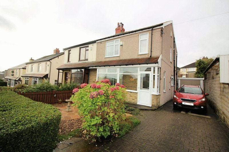 4 Bedrooms Semi Detached House for sale in Newlands Avenue, Halifax