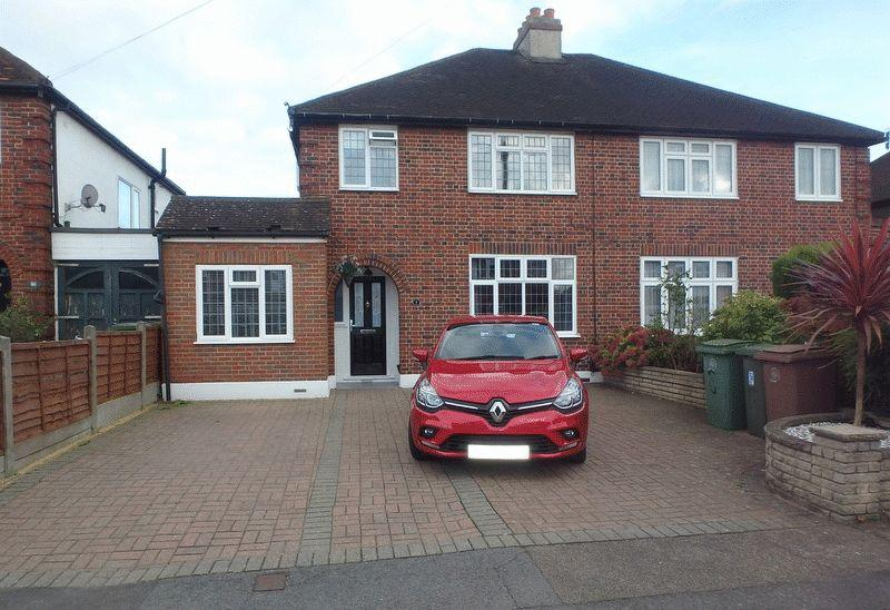 4 Bedrooms Semi Detached House for sale in The Mount, Worcester Park