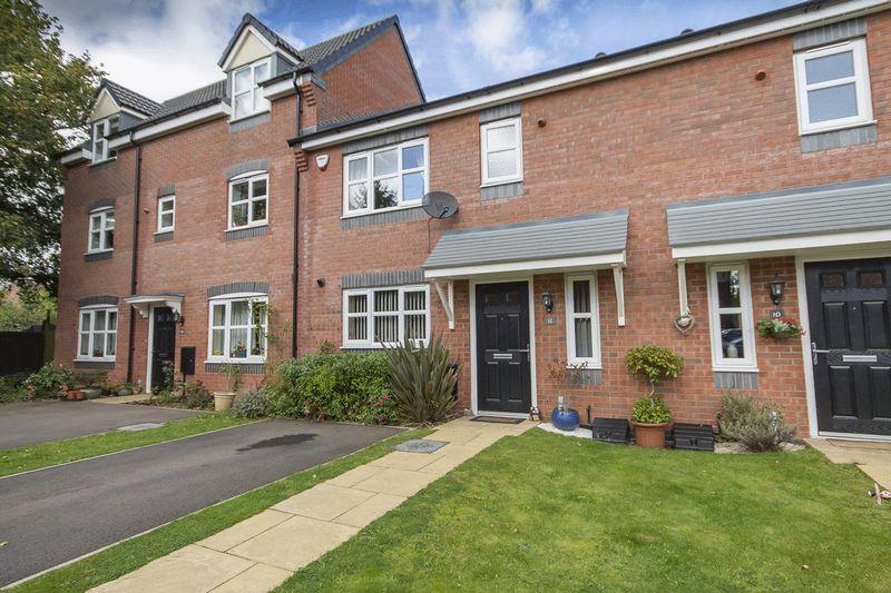 3 Bedrooms Terraced House for sale in LANGWITH CLOSE, MICKLEOVER