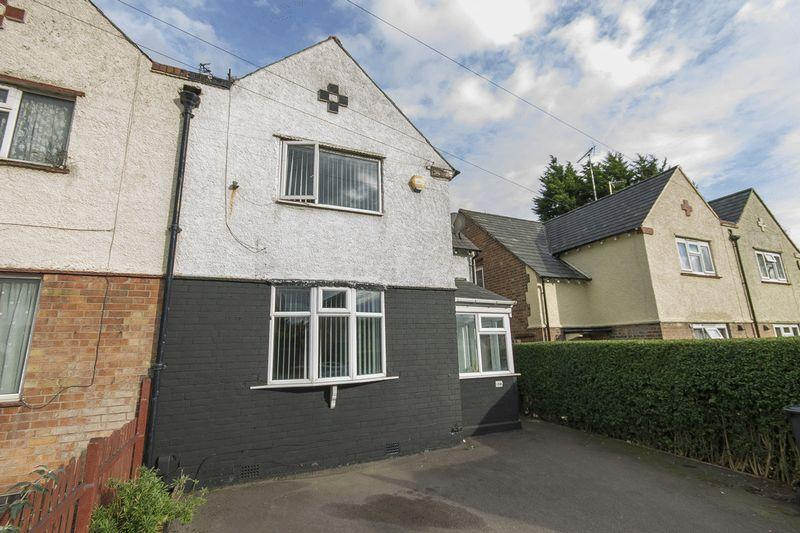 3 Bedrooms Semi Detached House for sale in Bedford Street, Derby