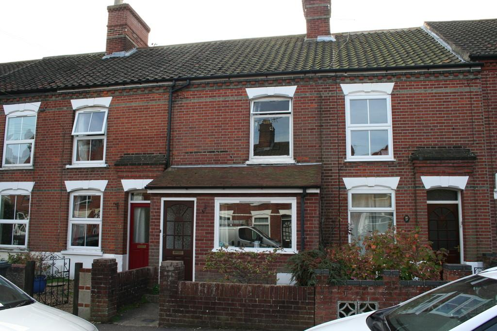 3 Bedrooms Terraced House for sale in MELROSE ROAD, NORWICH NR4