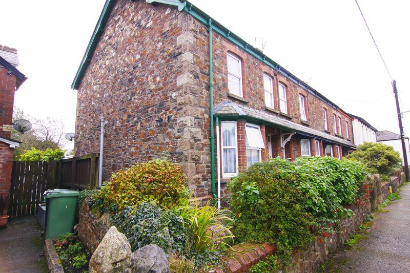 3 Bedrooms End Of Terrace House for sale in North Street, Okehampton