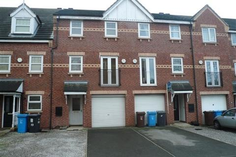 3 bedroom terraced house to rent - Phillip Larkin Close, Hull