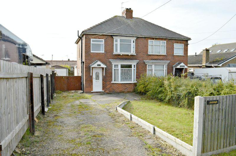 3 Bedrooms Semi Detached House for sale in Sluice Road, South Ferriby