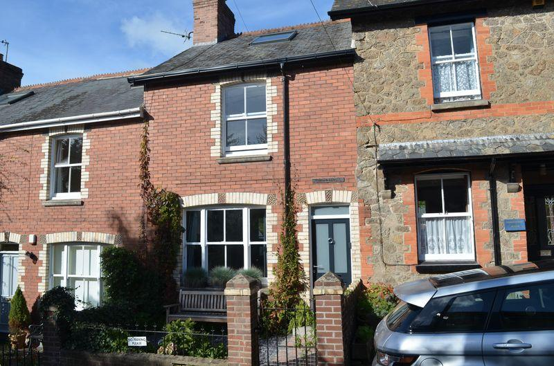 3 Bedrooms Terraced House for sale in Melrose Terrace, Lustleigh