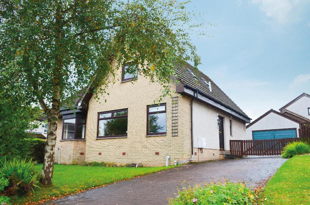 4 Bedrooms Detached House for sale in Garvel Road, Milngavie, East Dunbartonshire, G62 7JD