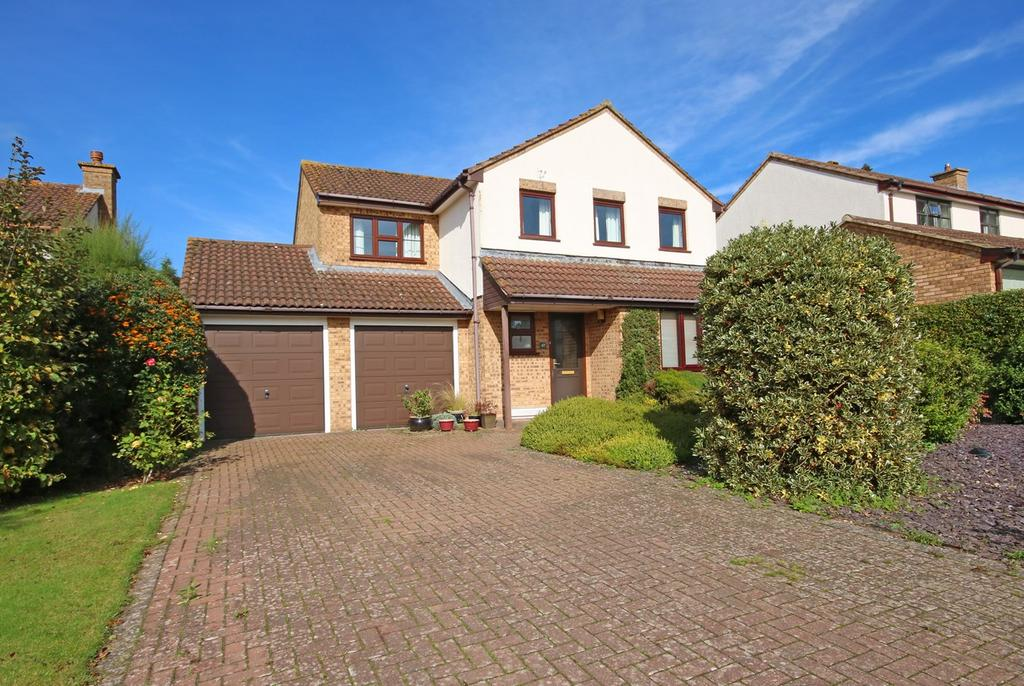 4 Bedrooms Detached House for sale in Jubilee Close, Jubilee Close, Ledbury, HR8