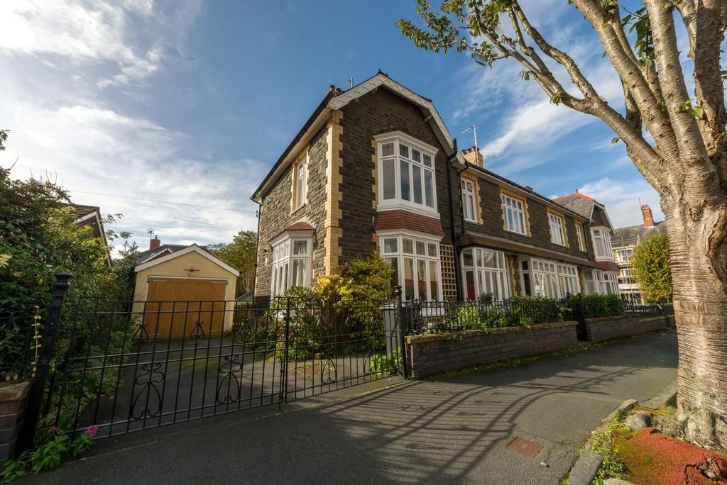 5 Bedrooms Semi Detached House for sale in Aberystwyth