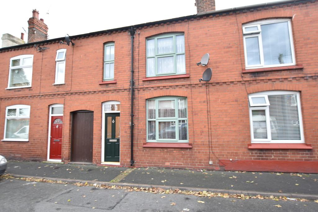 3 Bedrooms Terraced House for sale in St. Davids Terrace, Saltney Ferry