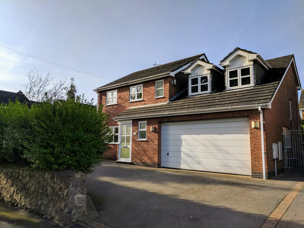 4 Bedrooms Detached House for sale in Salem Road, Burbage
