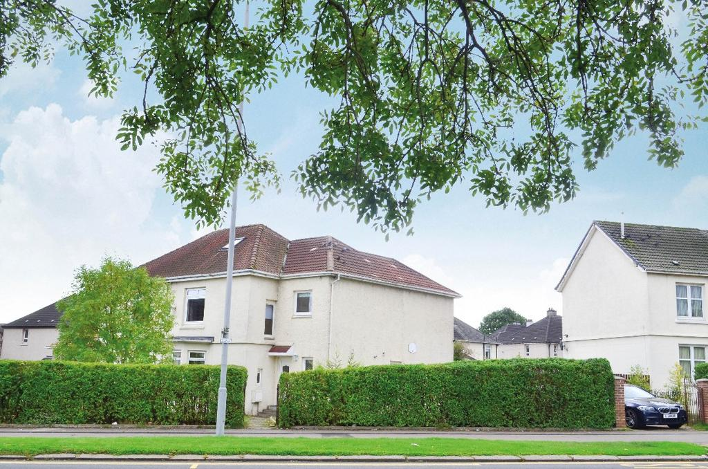 4 Bedrooms Semi Detached House for sale in Great Western Road , Anniesland, Glasgow, G13 2YB