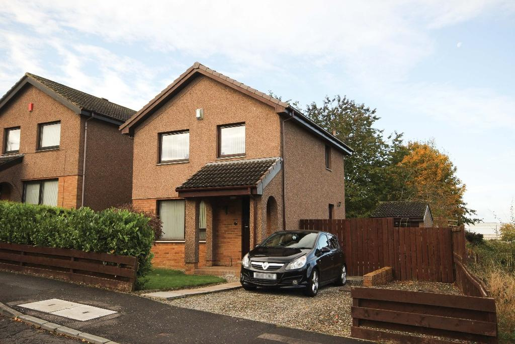 3 Bedrooms Detached House for sale in Huntingtower Road, Perth, Perthshire , PH1 2LH